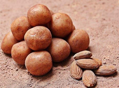 Gedankliche Marzipankartoffeln – ab dem 1. Advent bis Weihnachten!